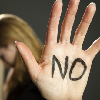 When a Woman says No, She Means It